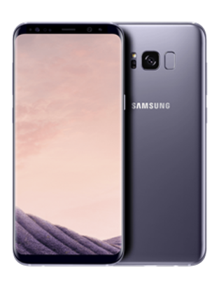 Picture of Samsung Galaxy S8 Plus - Orchid Grey