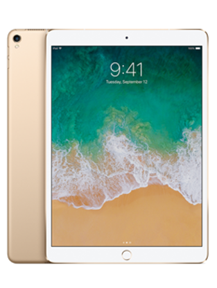 Picture of Apple iPad Pro 10.5 Wi-Fi   Cellular 512GB Gold (MPMG2B)