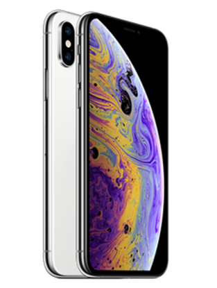 Picture of Apple iPhone XS 64GB Silver (MT9F2B)