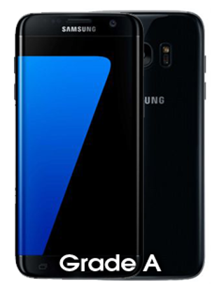 Picture of Refurbished Samsung Galaxy S7 Edge Black (Grade A)