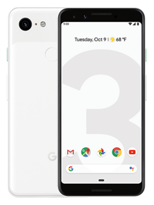 Picture of Google Pixel 3 128GB Clearly White