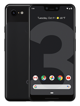 Picture of Google Pixel 3 XL 128GB Just Black