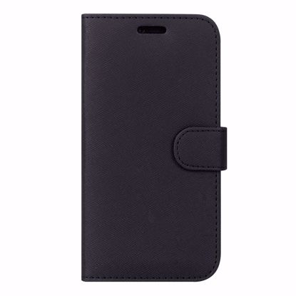 Picture of Case FortyFour Case FortyFour No.11 Case for Samsung Galaxy S9 in Cross Grain Black