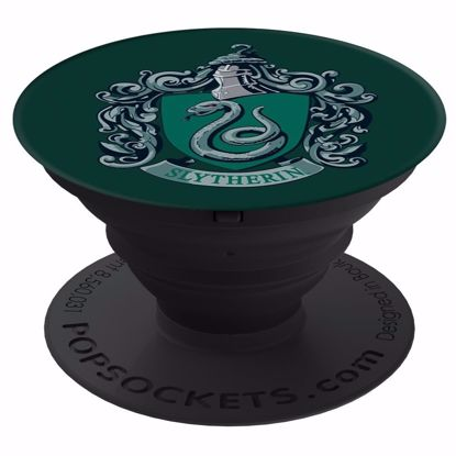 Picture of Popsockets PopSockets PopGrip for Smartphones and Tablets in Slytherin