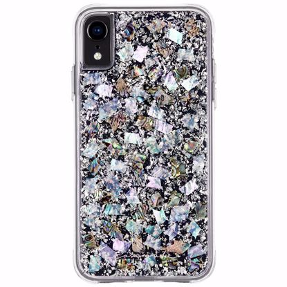 Picture of Case-Mate Case-Mate Karat Case for Apple iPhone XR in Pearl