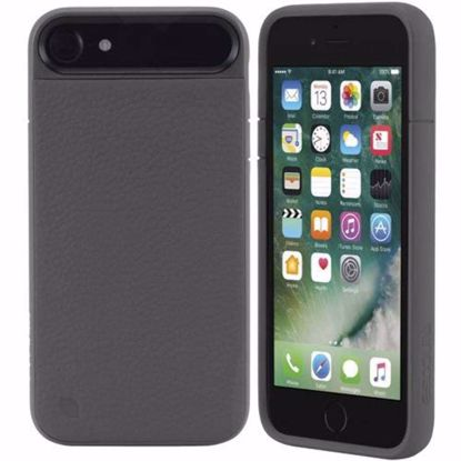 Picture of Incipio Incase Icon II Pebbled Leather Case for Apple iPhone 8/7 in Grey