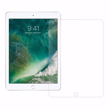 Picture of Eiger Eiger Tablet GLASS Tempered Glass Screen Protector for Apple iPad 9.7 (2017 & 2018) in Clear