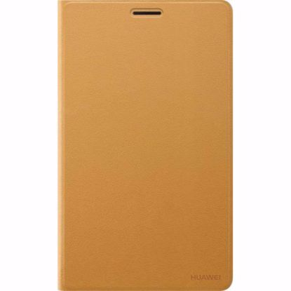 Picture of Huawei Huawei Flip Cover Case for Huawei MediaPad T3 7.0 in Brown