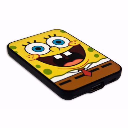 Picture of OTL OTL SpongeBob Credit Card Powerbank 5000mAh