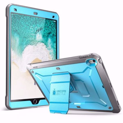 Picture of i-Blason i-Blason SUPCASE Unicorn Beetle Pro Case for Apple iPad Pro 12.9inch (2017) in Blue/Black