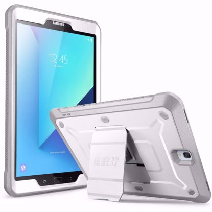 Picture of i-Blason i-Blason SUPCASE Unicorn Beetle Pro Case for Samsung Galaxy Tab S3 9.7 in White/Grey