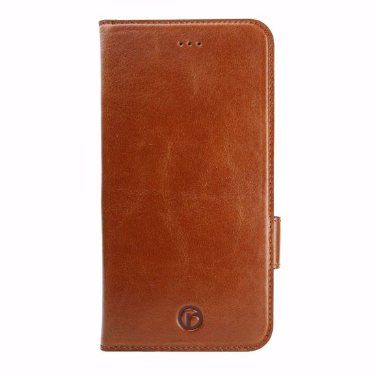 innovative design 5ad81 c876c Redneck Redneck Leather Wallet Folio Case for Apple iPhone 6/6s Plus in  Brown - For Online