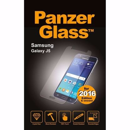 Picture of PanzerGlass PanzerGlass Screen Protector for Samsung Galaxy J5 (2016) in Clear