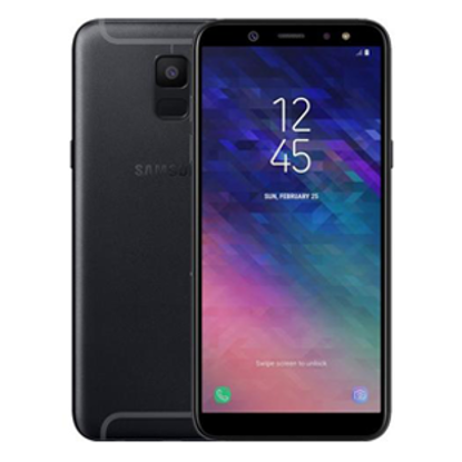 Picture of Samsung Galaxy A6 Black