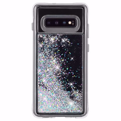 Picture of Case-Mate Case-Mate Naked Tough Waterfall Case for Samsung Galaxy S10+ in Iridescent
