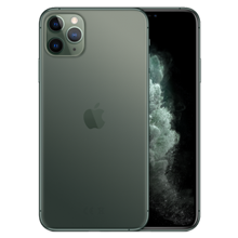 Picture of Apple iPhone 11 Pro Max 64GB Midnight Green (MWHH2B)