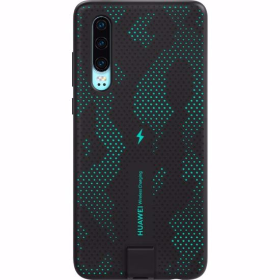 Picture of Huawei Huawei Wireless Charging Case for Huawei P30 in Black