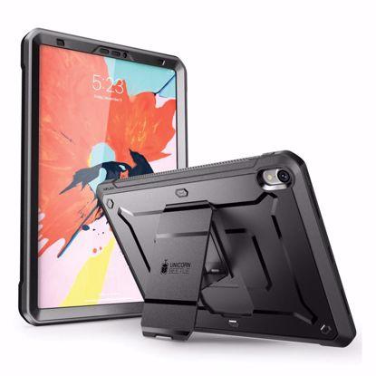 Picture of i-Blason i-Blason Supcase UB Pro Case and Screen Protector for iPad Pro 11 (2018) in Black