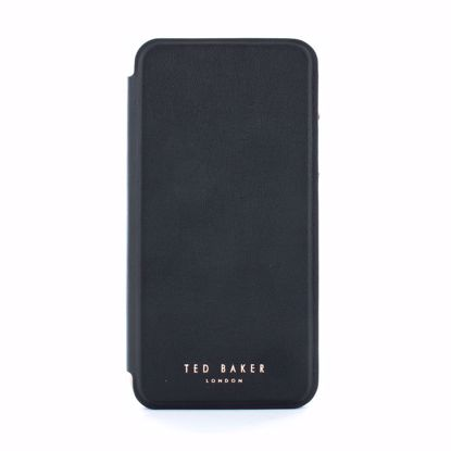 Picture of Ted Baker Ted Baker Shannon Folio Case for Apple iPhone 11 in Black