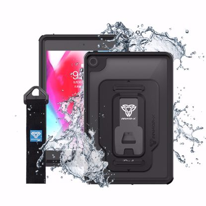 Picture of Armor-X Armor-X MX Series Case for Apple iPad Mini (2019) in Black