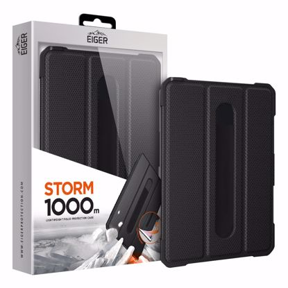 Picture of Eiger Eiger Storm 1000m Case for Apple iPad Mini 4 & 5 (2019) in Black