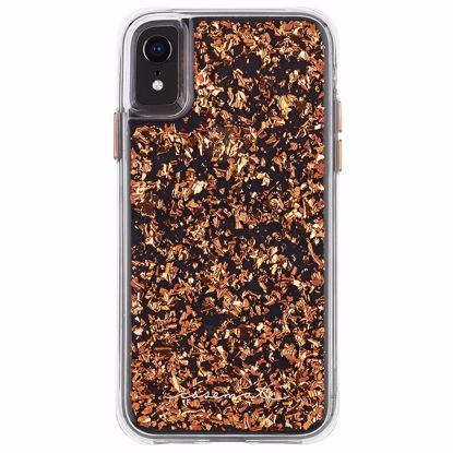 Picture of Case-Mate Case-Mate Karat Case for Apple iPhone XR in Rose Gold