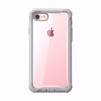 Picture of i-Blason i-Blason Ares Full Body Case with Screen Protector for iPhone SE (2020)/8/7 in Pink