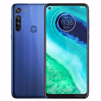 Picture of Motorola Moto G8 - Neon Blue