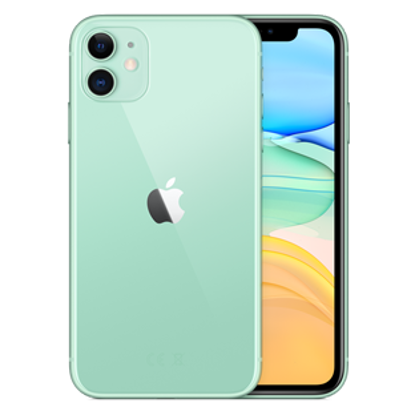 Picture of Apple iPhone 11 64GB Green (MHDG3B)