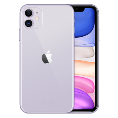 Picture of Apple iPhone 11 256GB Purple (MHDU3B)